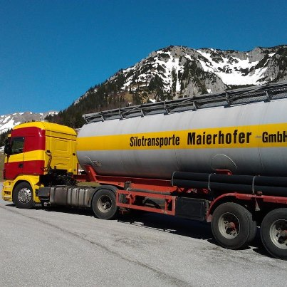Maierhofer on the road